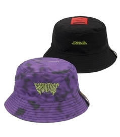 Stigma-帽子<br>스티그마-GAUSSIAN REVERSIBLE BUCKET HAT