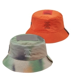 Stigma-帽子<br>스티그마-20 CAMOUFLAGE REVERSIBLE BUCKET HAT